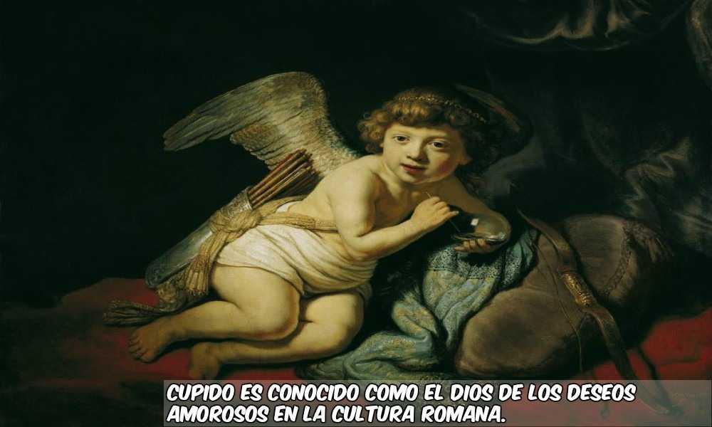 Cupido Dios Romano