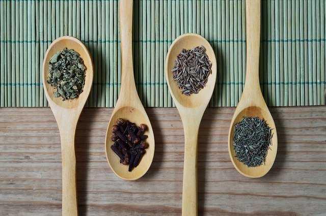 planta aromatica de cocina